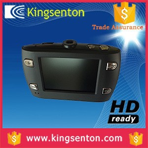 720P hd portable dvr with 2.0 tft lcd screen h264 dvr software download mobile tracking car dvr
