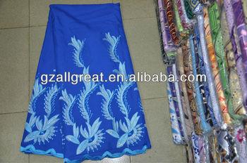 African Raw Silk George Fabric/african Lace George/raw Silk George ...