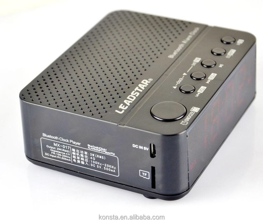 503d0ac0226 Konsta Mini Sound Wireless BT Speaker AUX Audio Music Player for Mobile  Phone Computer