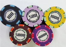 14g Customised Keramische Chip <span class=keywords><strong>Poker</strong></span> Room
