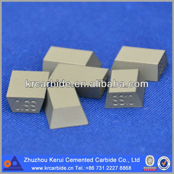 Carbide stone cutting tips for quarry machine