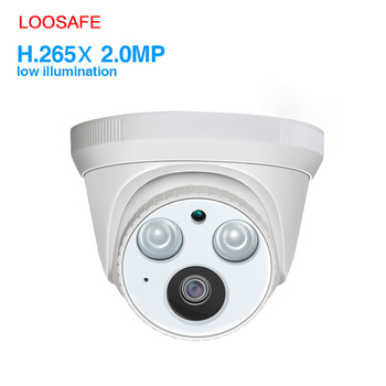 Hot sale 2.0MP H.265X network camera