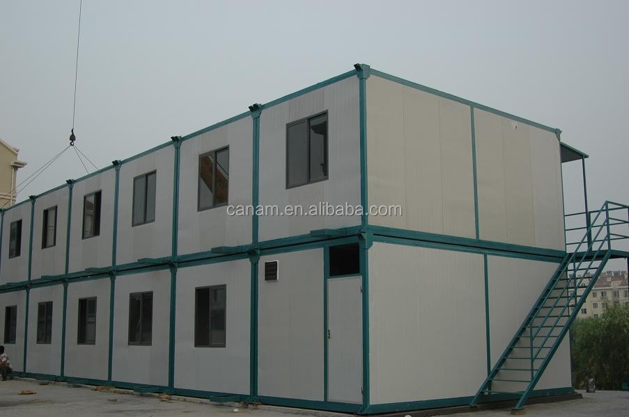 CANAM-Modular temporary container camps shelter donga for sale
