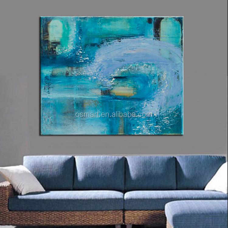 Bon Marché Et De Haute Qualité Peinture à Lhuile Abstraite à La