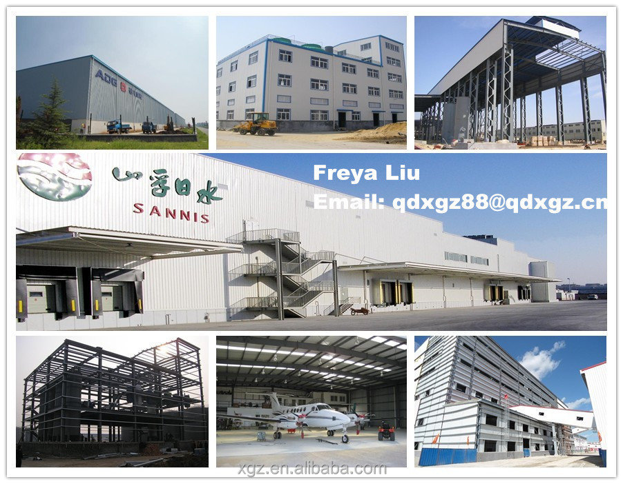 steel workshop roof construction structure factory steel structure drawing design