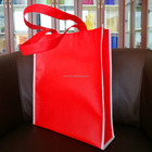 PP non woven blank tote bags custom color shopping bag many colors available