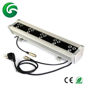 ideas for mini company office indoor lightings 12W 40w IP65 led wall washer