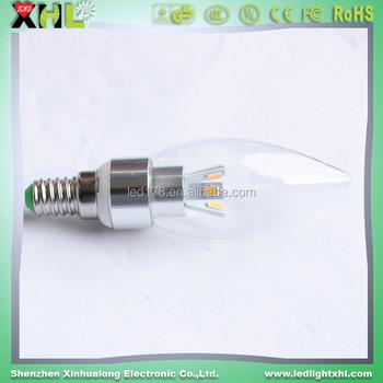 E27 e12 e14 claro led bulbo de la vela proveedor - Proveedores de velas ...
