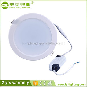 spring clips for recessed lighting led downlight 200mm 230v 15w