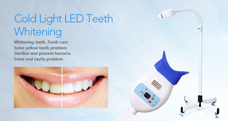 Mini Led Cold Light Teeth Whitening Kit Led Teeth Whitening