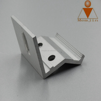 OEM aluminum extrusion enclosure electronics direct from shanghai minjian factory