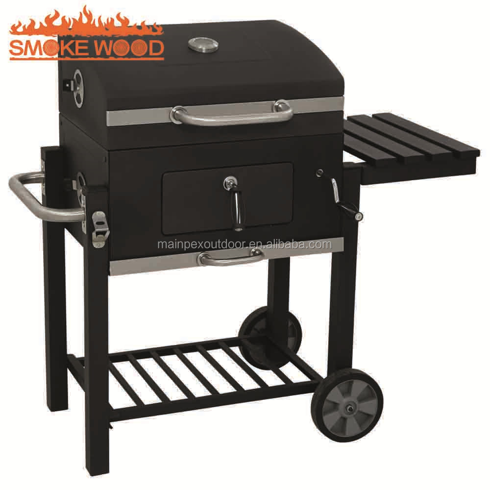 24 Inch Outdoor Draagbare Houtskool Bbq Grill