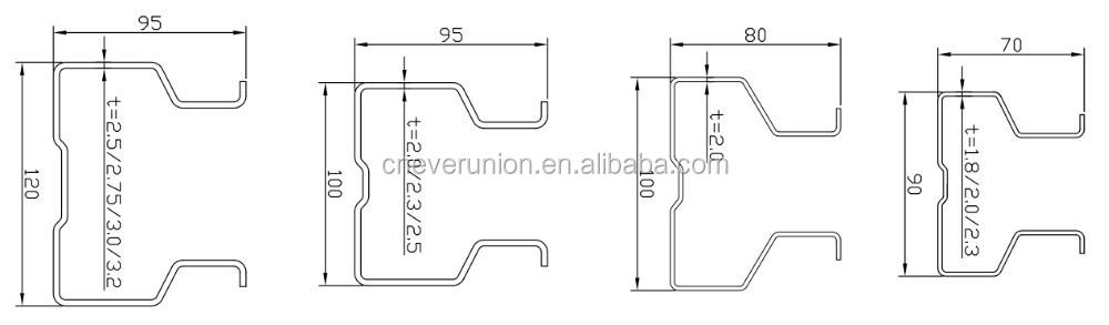 SGS 高品質 Q235B 鋼ハイパワーアジャスタブル産業ヘビーデューティ倉庫ラック倉庫