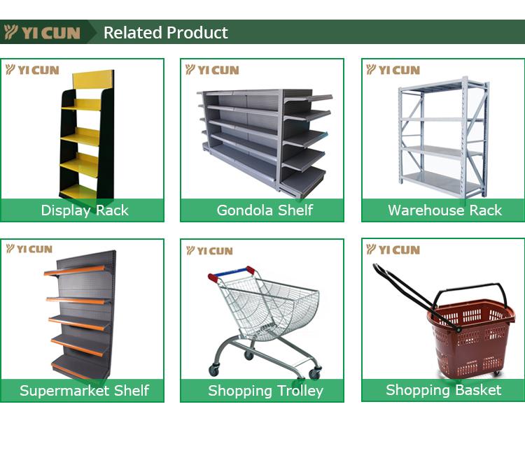 Modern design Supermarket Mall Grain and oil shelves for sale