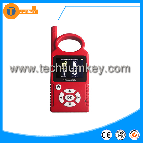 new generation car key copy for auto hand - held handbaby key programmer replace JMD chip 4C 4D 46 48 transponder chips
