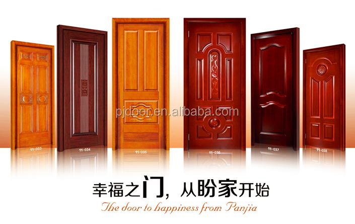 Cheap Pvc Bathroom Glass Door Price WPJ 034