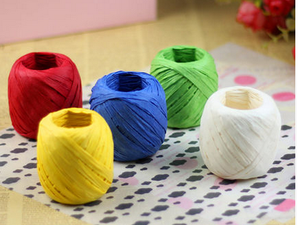 Direct Factory Paper Raffia Rope to Make Present