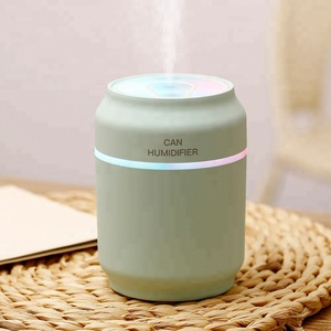 Aroma Essential Oil Diffuser Air Humidifier Fan