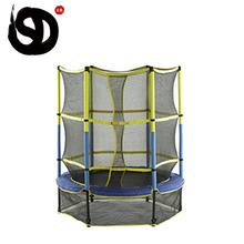 Professional trampoline with safety net for sale