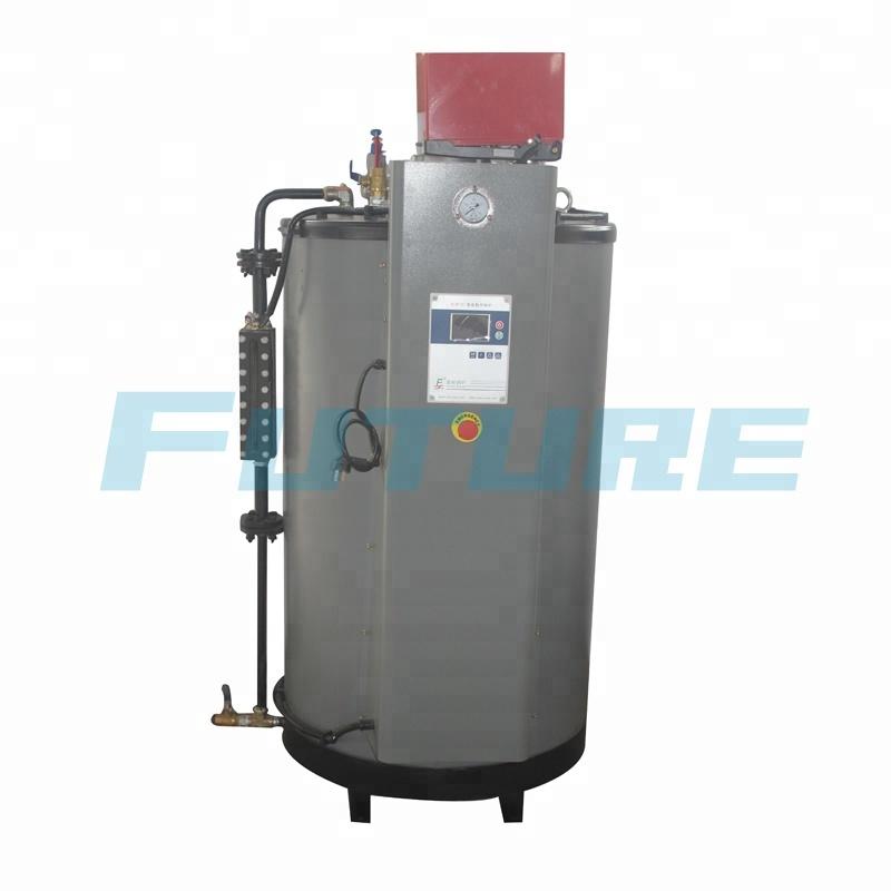 Portable Superheated Gas Steam Generator - Buy Gas Steam Generator ...