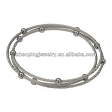 <span class=keywords><strong>2013</strong></span> vrouwen <span class=keywords><strong>roestvrij</strong></span> <span class=keywords><strong>stalen</strong></span> kabel voorjaar met parel <span class=keywords><strong>armband</strong></span>.