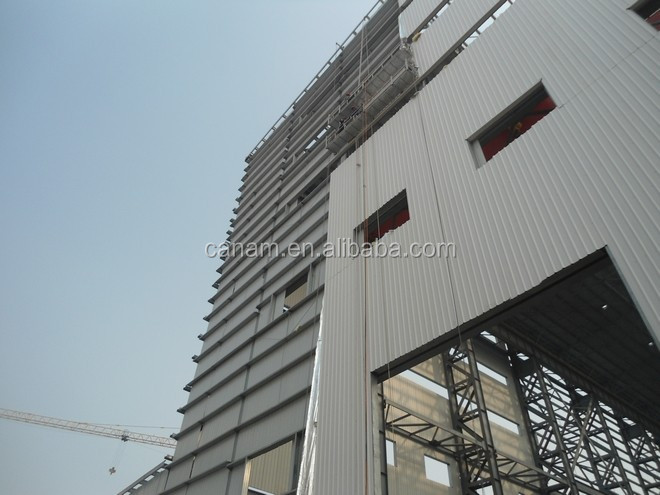 Prefabricated Buildings Steel Structure Construction