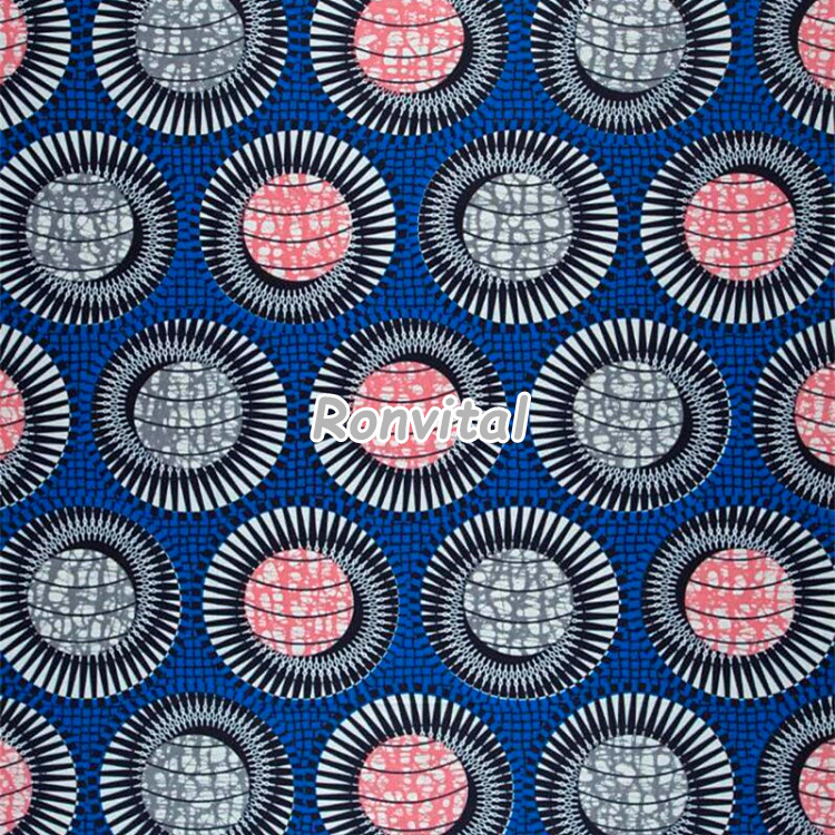 Item No.066753 Factory price direct sale latest design angola clothing london wax print fabric