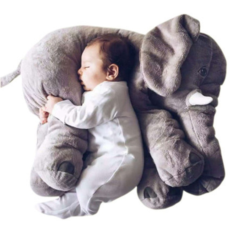 2016 Wholesale Kids Toys Hot Selling Plush and Stuffed Elephant Toys With Big Ears