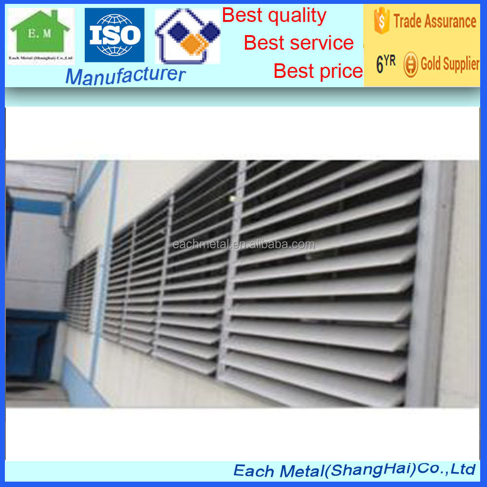 Acoustic Louver, Acoustic Louver Suppliers and Manufacturers at Alibaba.com