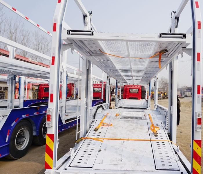 Enclosed 11 Car Auto Tranporter Vehicle,Open 6 Car 10 Car