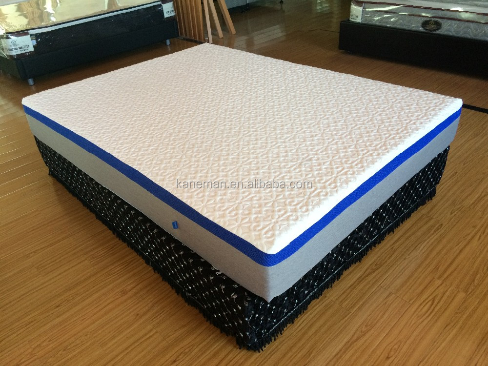 China Home Furniture Visco Gel Memory Foam Comfort Mattress Buy Comfort Night Foam Mattress