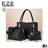 wholesale new trend leather lady hand bag lady china bag