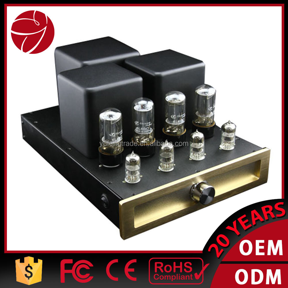 China vaccum integrated tube amp 6L6