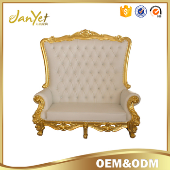 double cheap hotel room love seat sofa chair