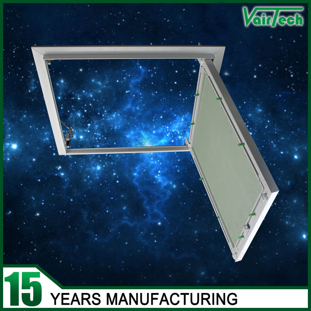 waterproof folding roof aluminum access hatches doors