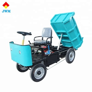 professional machine maker produced dump truck with large volume capacity