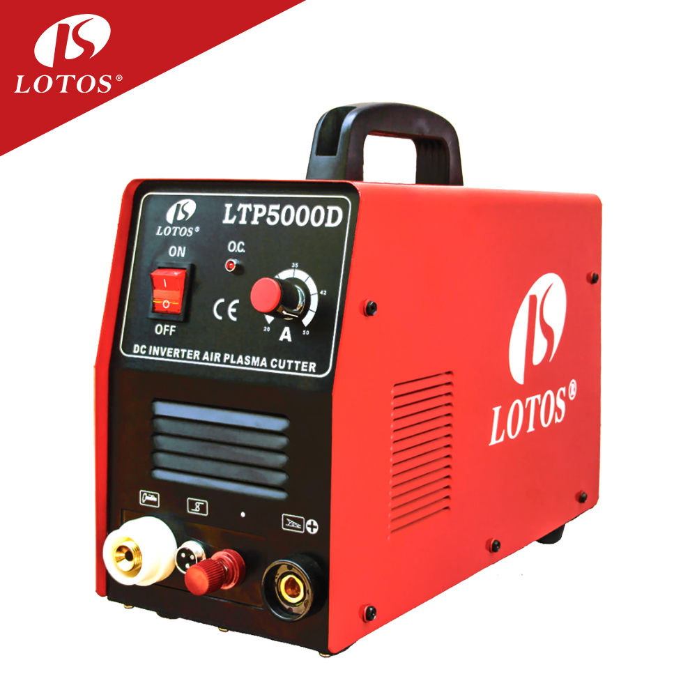 Lotos MOSFET Inverter LTP5000D cutting plasma machine metal cutting machine <strong>welding</strong>