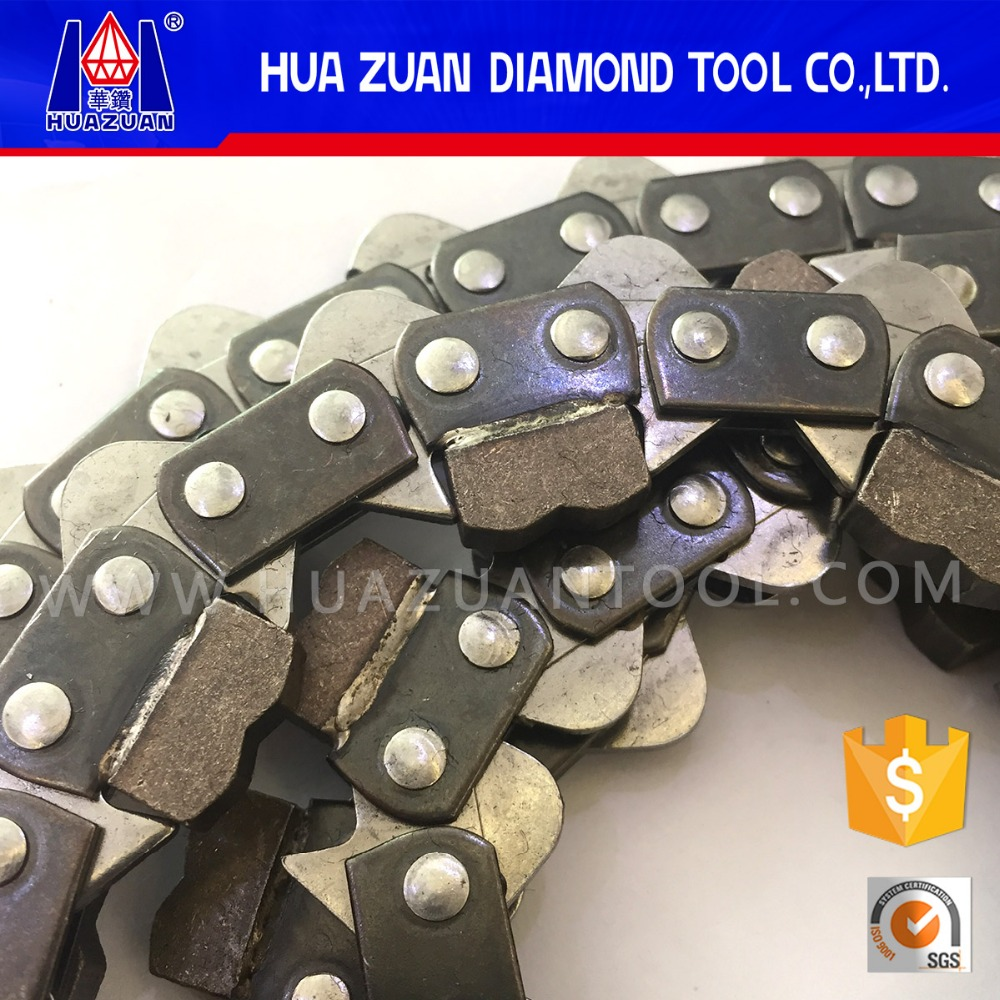 14 inch bar diamond chain saw parts 64links chainsaw chain for cutting brick wall