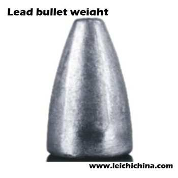 Wholesale Silver Color Fishing Lead Bullet Weight Fishing Sinker - Buy Lead  Bullet Weight Fishing Sinker,Fishing Sinker,Lead Bullet Weight Product on
