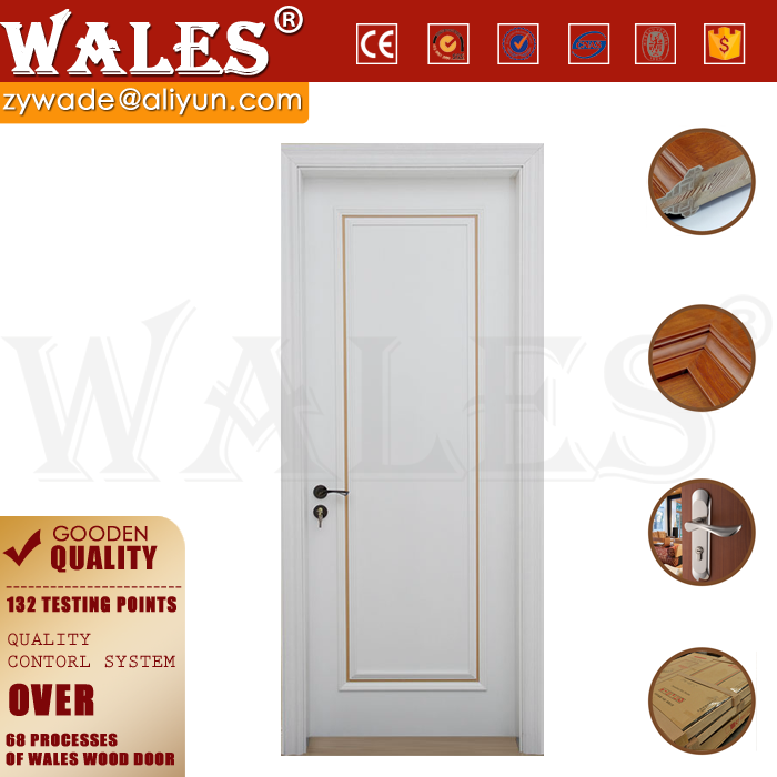 Low price honeycomb cheap hollow core interior doors