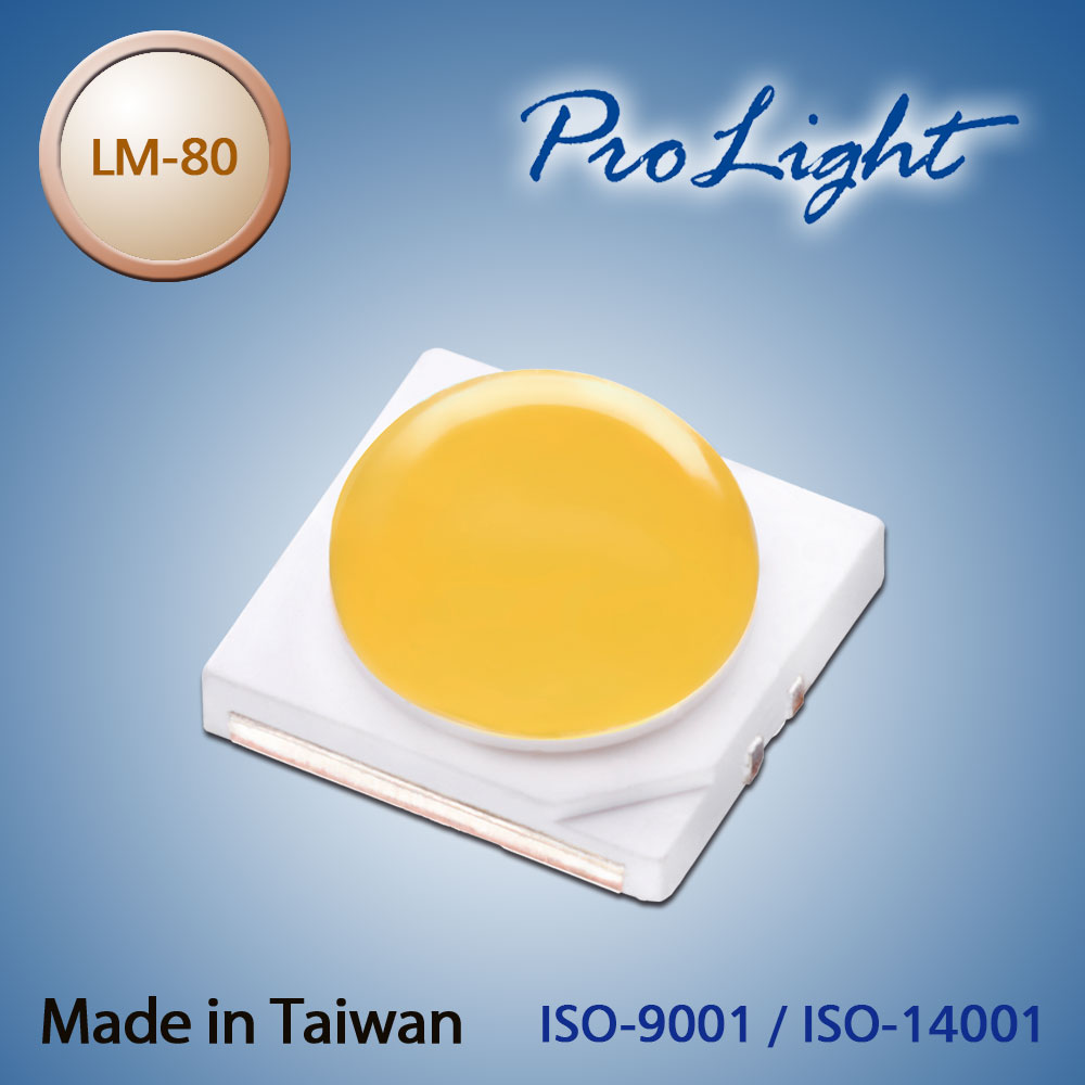 Taiwan High Brightness 1W SMD 3535 LED Chip