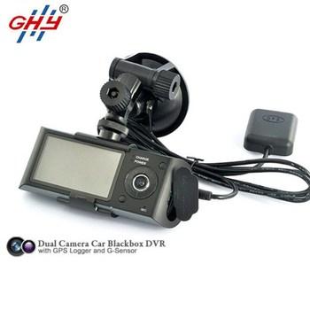 Best Buy   Inch X Dual Camera Car Camera With Gps G Sensor