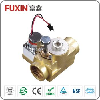 Sensor Plumbing Fittings Toilet Flush Wc Pan Electric Valve 6v ...