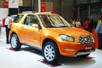 Zap Jonway A380e Electric 3 Door Suv Buy Electric Suv Product On