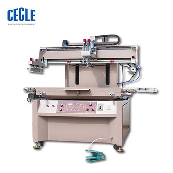 Popular printing machine screen printing for sale