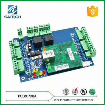 4 Layer Pcb Board Hasl Enig Pcba For Android Tv Box Control Board - Buy 4  Layer Control Board,Android Tv Box Control Board,Control Circuit Board