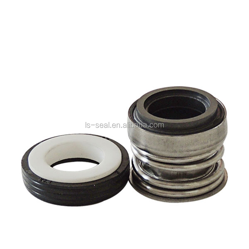 type 6 rubber bellow mechanical seal