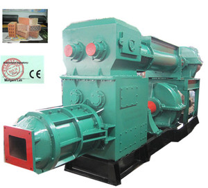 Brick Production Line Processing and Hollow Block Making Machine
