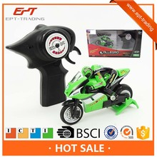 Crazy electric remote control toy car rc motorcycle for kids