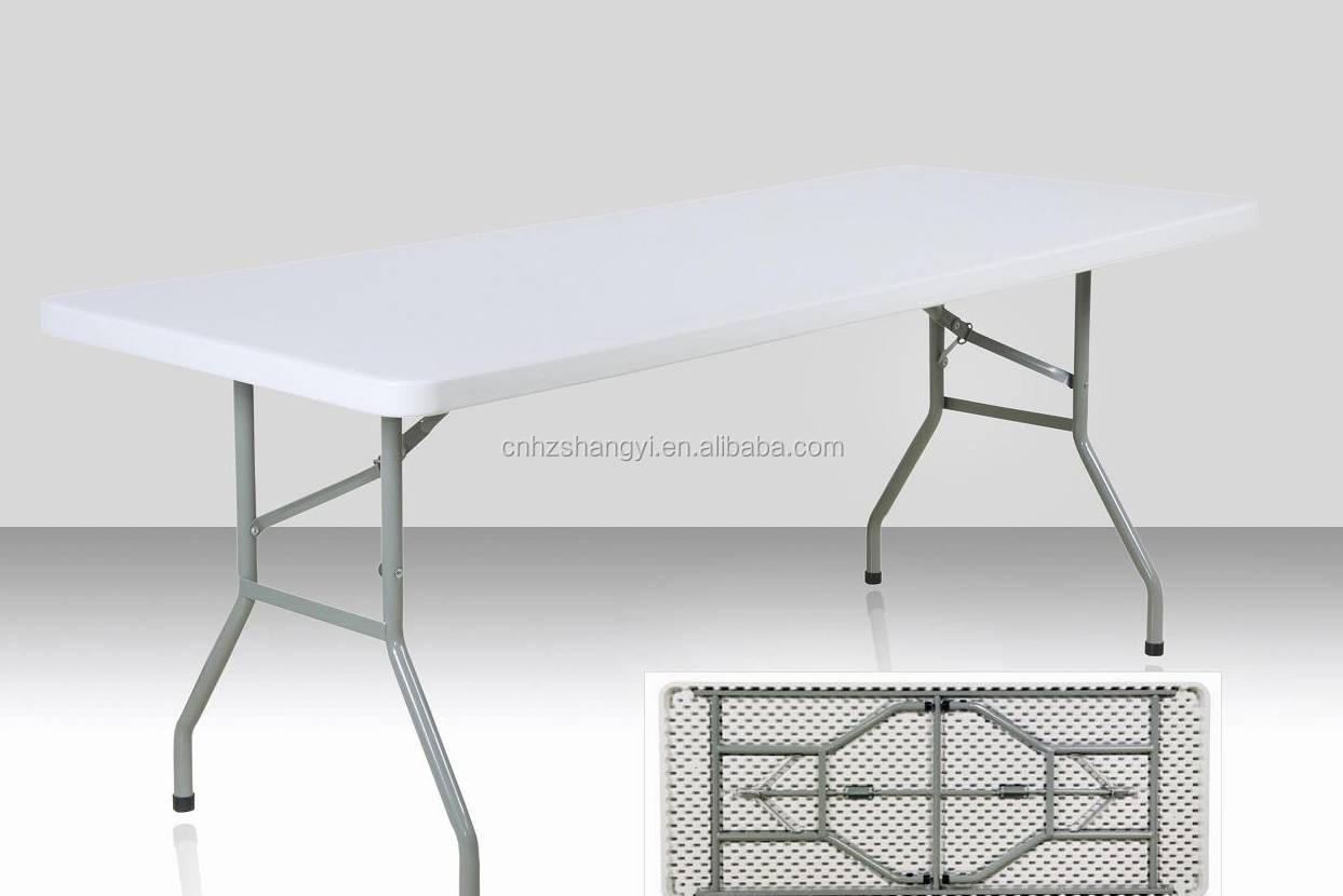 - 180cm Cheap Plastic Banquet Folding Table/mesa Plegable - Buy